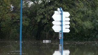 Tovább nőtt a dél-franciaországi áradás áldozatainak száma