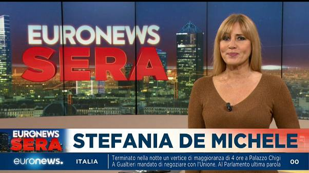 Euronews Sera | TG europeo, edizione di lunedì 2 dicembre 2019