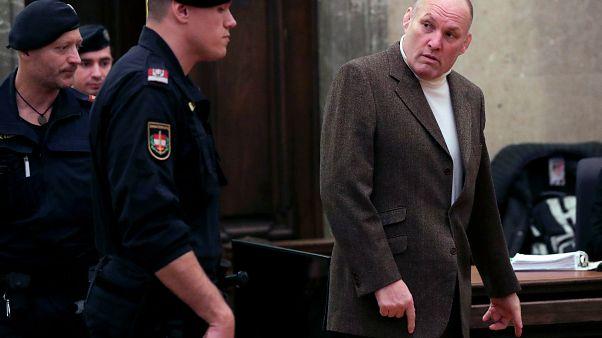 Kurz vor der Urteilsverkündung beharrt Seisenbacher immer noch auf seiner Unschuld