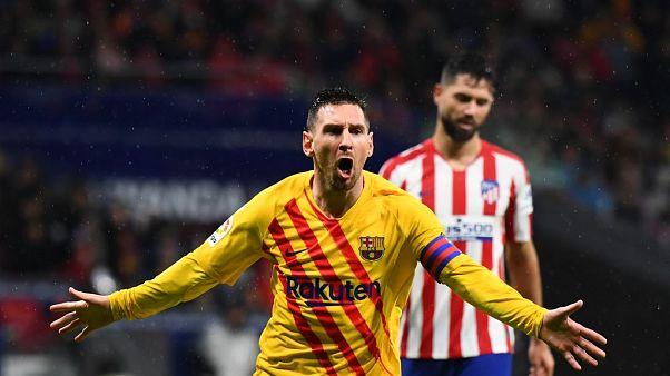 Altın top ödülünü Arjantinli yıldızı Lionel Messi kazandı