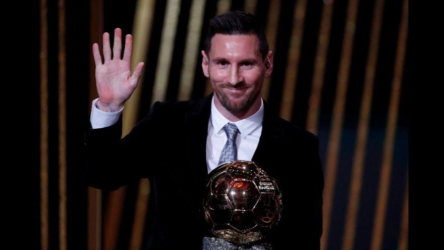 Ballon d'Or : le sixième pour Messi, le premier pour Rapinoe