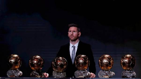 Pallone d'Oro: il sesto sigillo di Leo Messi