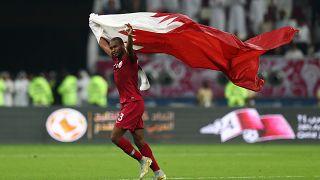 """قطر تفوز على الإمارات بنتيجة 4-2 وتتأهل إلى نصف النهائي في بطولة """"خليجي 24"""""""