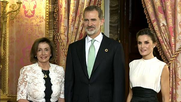"""""""Ninguna frontera puede protegernos de los efectos del cambio climático"""", advierte Felipe VI"""