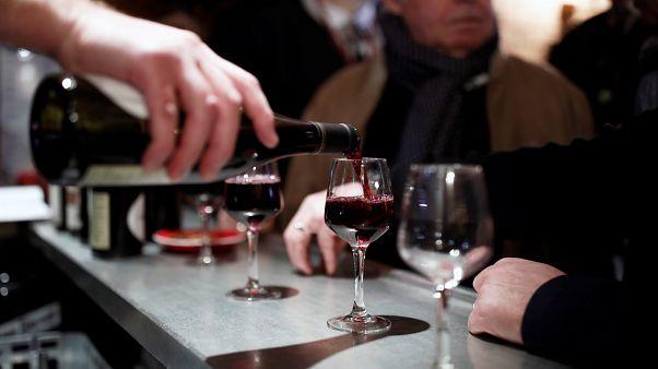 ABD'den Fransa'ya 'yüzde 100' gümrük vergisi misillemesi: Şarap ve peynir listenin başında