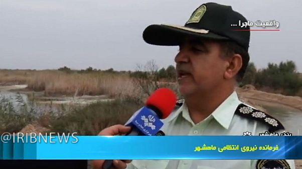 تلویزیون ایران ماجرای کشته شدن معترضان در نیزار ماهشهر را تایید کرد