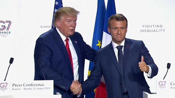 ΗΠΑ: Απειλούν τη Γαλλία με νέους δασμούς στη σαμπάνια και σε άλλα αγαθά