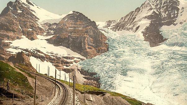 Как исчезают альпийские ледники: фото