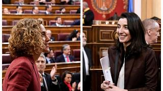 La XIV legislatura abre con presidencias socialistas en el Congreso y el Senado