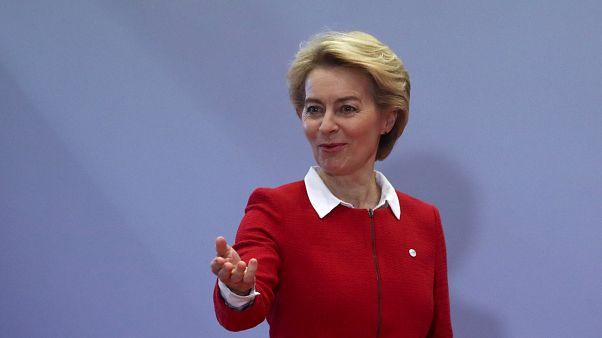 Τελετή παράδοσης της προεδρίας της Ευρωπαϊκής Επιτροπής
