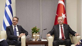 Κυρ. Μητσοτάκης για συνάντηση με Ερντογάν: «Θα μιλήσουμε με ανοιχτά χαρτιά»