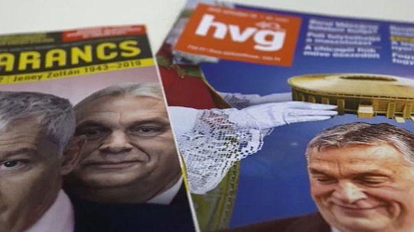 Unióban példátlan médiaellenőrzés Magyarországon