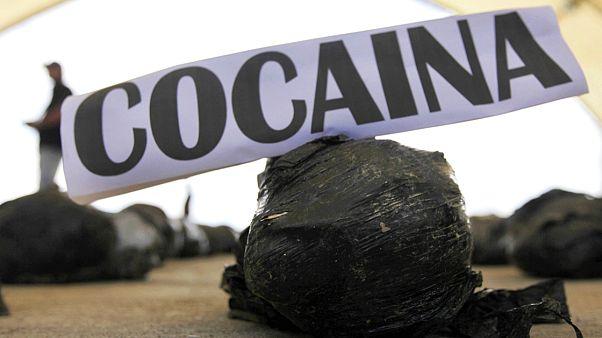ABD'ye tonlarca uyuşturucu taşıyan 'Kokain Kralı' Peralta Kolombiya'da yakalandı
