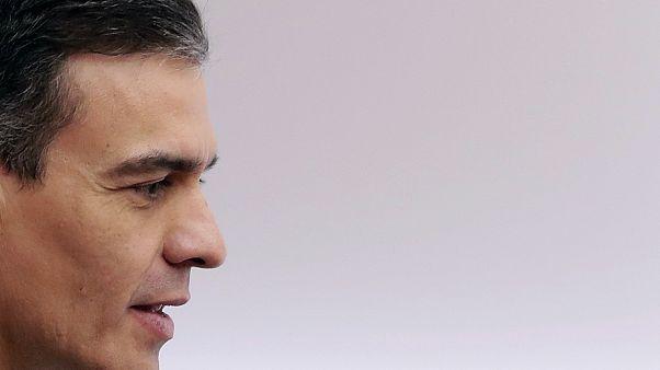 Spanish Parliament reconvenes - with Sanchez still short of majority