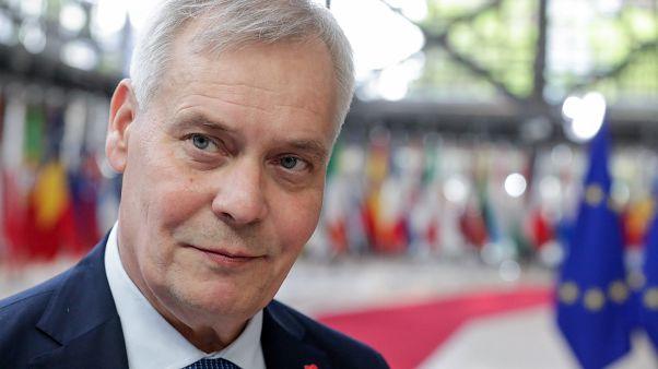 Lemondott a finn kormányfő
