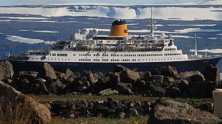 Исландия запрещает тяжелое топливо