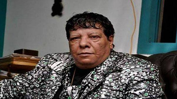 الفنان المصري الراحل شعبان عبد الرحيم