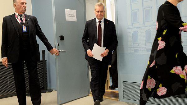 الرئيس الفنلندي يعلن قبوله استقالة رئيس الوزراء أنتي ريني