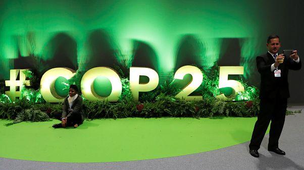 COP25 à Madrid, conférence de l'ONU sur le climat