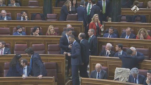 Konstituierende Sitzung in Madrid
