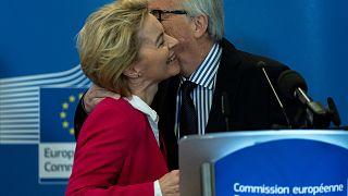 Csere az Európai Bizottság élén