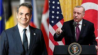 Yunanistan, Erdoğan ile görüşme sonrası Akdeniz'deki tansiyonun düşeceğini umuyor