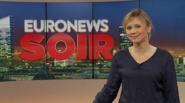 Euronews Soir : l'actualité du mardi 3 décembre 2019
