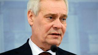 Dimite el primer ministro de Finlandia tras perder la confianza de sus socios de gobierno