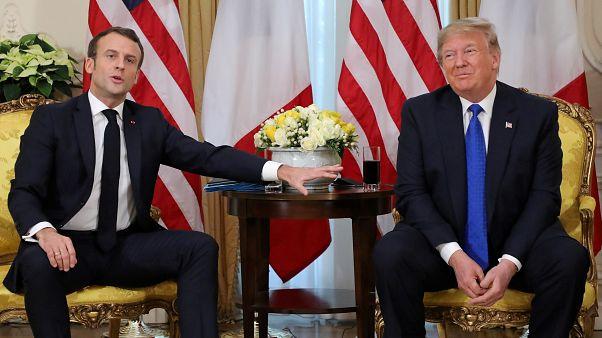 EUA e França a caminho de guerra comercial