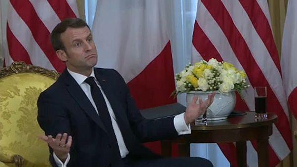 Τραμπ: Θα τα βρούμε με τη Γαλλία, δήλωσε με αφορμή την εμπορική διένεξη