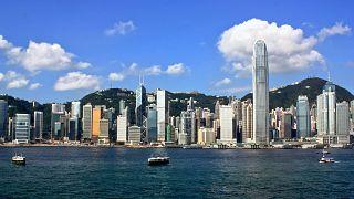 صورة لمدينة هونغ كونغ