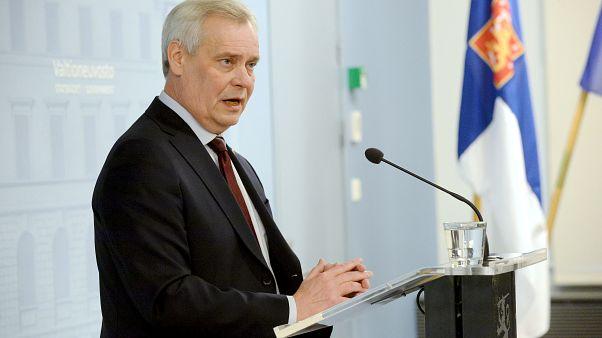 Финский премьер ушёл из-за протестов