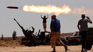 Irak'taki Amerikan askeri üssüne roket saldırısı: Ölen ya da yaralanan olmadı