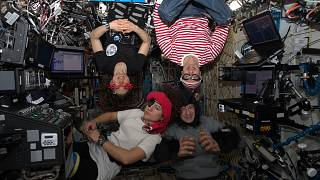 Pregunta a nuestro astronauta: ¿Hay privacidad en el espacio?