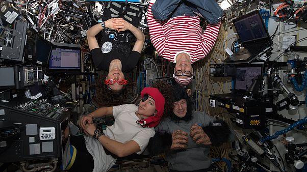 Спроси нашего астронавта | Возможно ли уединиться на МКС?