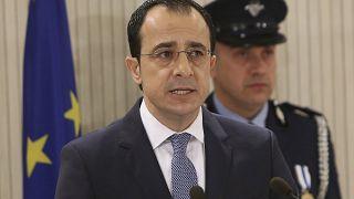 O υπουργός Εξωτερικών, Νίκος Χριστοδουλίδης
