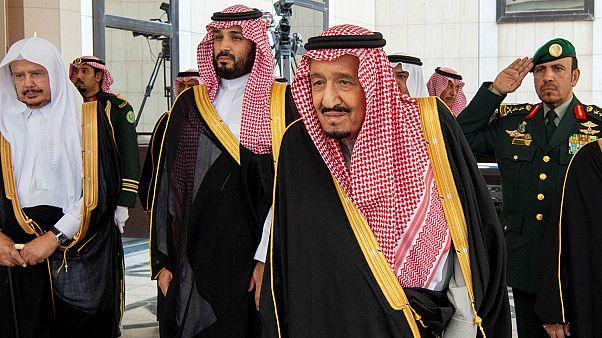 العاهل السعودي سلمان بن عبد العزيز- أرشيف رويترز