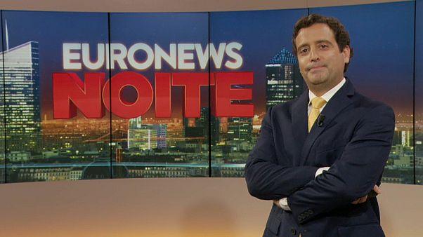 Euronews Noite | As notícias do Mundo de 3 de dezembro de 2019