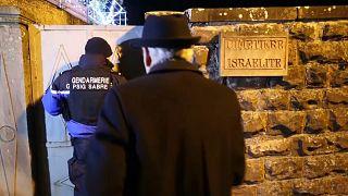 تخريب أكثر من 100 قبرٍ يهوديٍ شرق فرنسا
