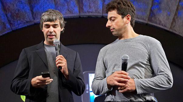 Neue Internet-Zeit? Google-Gründer treten ab: Pichai (47) übernimmt