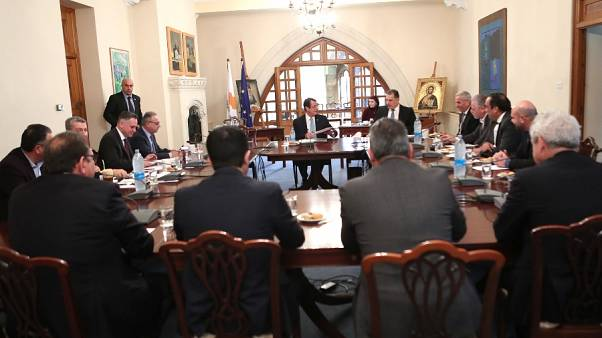 Κύπρος:  Οι εξελίξεις στο Κυπριακό σήμερα στο Εθνικό Συμβούλιο