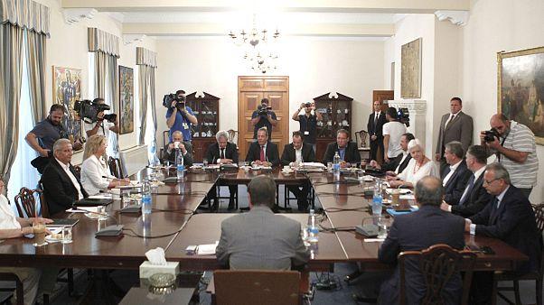 Κύπρος: Αμμόχωστος, μεταναστευτικό και μέτρα για Covid-19 στο Εθνικό Συμβούλιο