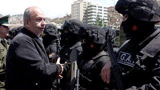 Bolivia crea una unidad policial para combatir el narcoterrorismo