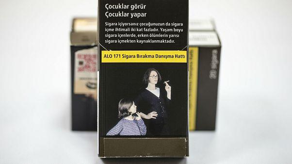 Sigarada düz ve standart paket uygulaması 5 Aralık'ta başlıyor