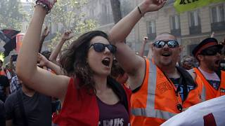 Las protestas ponen a Macron ante un serio examen
