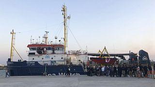 Στην κατάσχεση του Sea Watch 3 προχώρησε η Ιταλία