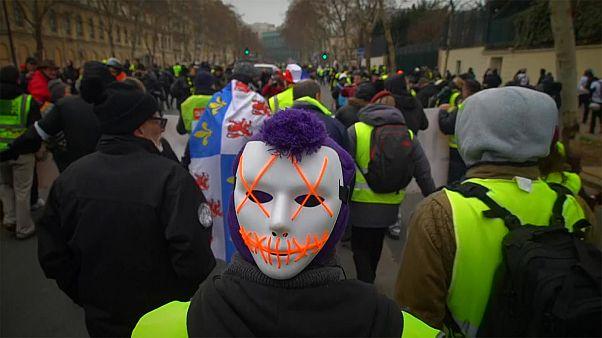 Ανασκόπηση 2019:Οι διαδηλώσεις σε όλο τον κόσμο