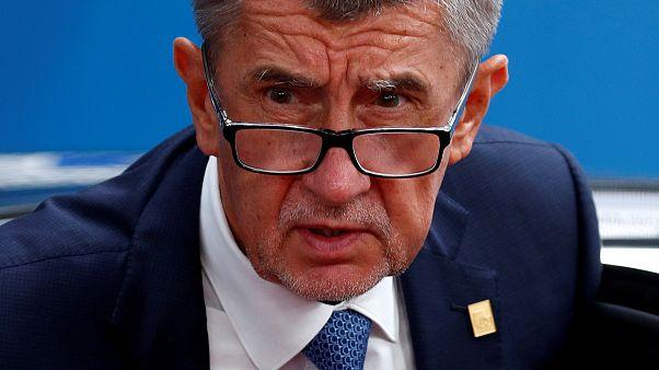 Se reabre la causa penal contra el primer ministro checo