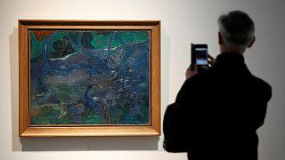 نقاشی پل گوگن از تاهیتی ۹.۵ میلیون یورو به فروش رفت