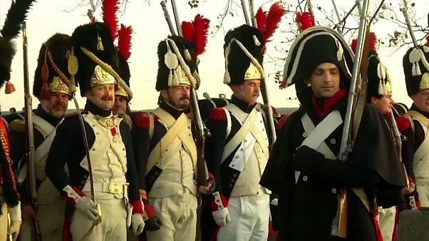 """Wie 1805: """"Neuauflage"""" der Schlacht bei Austerlitz"""